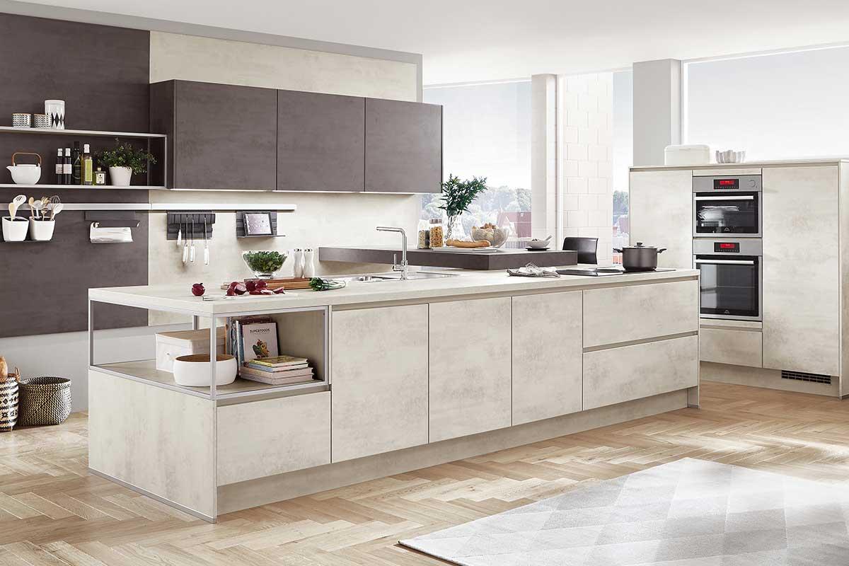 Moderne Küche - Ihr Küchenfachhändler aus Bautzen: GutsmannKüchen